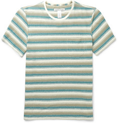 Outerknown Striped Hemp and Organic Cotton-Blend Jersey T-Shirt