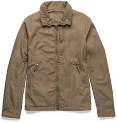 Aspesi Reversible Cotton and Shell Jacket