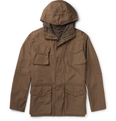 Aspesi - Cotton Hooded Field Jacket