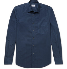 Aspesi Slim-Fit Cotton-Poplin Shirt