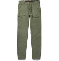 Aspesi Cotton-Twill Trousers