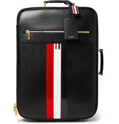 Thom Browne - Pebble-Grain Leather Suitcase