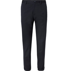 Dolce & Gabbana Stretch-Wool and Cotton-Blend Twill Trousers
