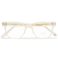 Cubitts Ampton D-Frame Acetate Optical Glasses