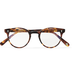 Cubitts - Herbrand Round-Frame Tortoiseshell Acetate Optical Glasses