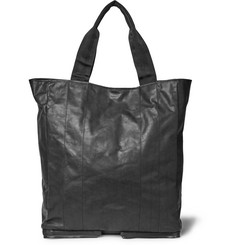 Maison Margiela - Fold-Away Leather Tote Bag