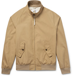 Golden Bear - Poplin Bomber Jacket