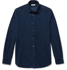Boglioli Cotton-Corduroy Shirt