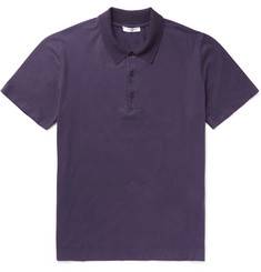 Boglioli Cotton-Piqué Polo Shirt