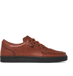 adidas Originals McCarten SPZL Leather Sneakers