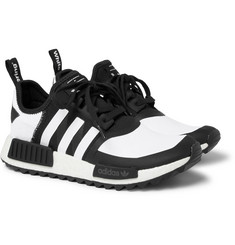 adidas Originals + White Mountaineering NMD R1 Trail Primeknit Sneakers