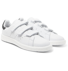 adidas Originals - + White Mountaineering Stan Smith Leather Sneakers