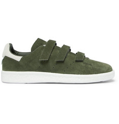 adidas Originals + White Mountaineering Stan Smith Suede Sneakers