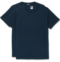 NN07 Two-Pack Slim-Fit Pima Cotton-Jersey T-Shirts