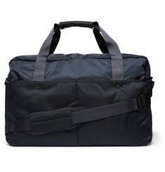 NN07 Canvas-Trimmed Shell Holdall