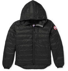 Canada Goose - Lodge Packable Quilted Ripstop Shell Hooded Down Jacket