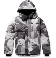 Canada Goose - Macmillan Printed Quilted Shell Hooded Down Parka