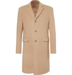 Enlist Virgin Wool and Modal-Blend Coat