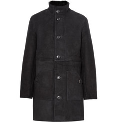 Enlist Shearling Coat