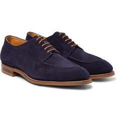 Edward Green - Dover Suede Derby Shoes