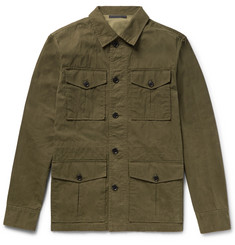 Club Monaco Cotton-Blend Field Jacket