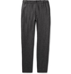Club Monaco Lex Slim-Fit Tapered Donegal Tweed Trousers