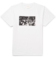 Noon Goons Rip It Up Printed Cotton-Jersey T-Shirt