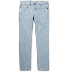 Simon Miller M001 Slim-Fit Selvedge Denim Jeans