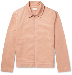 Simon Miller Cotton-Corduroy Bomber Jacket