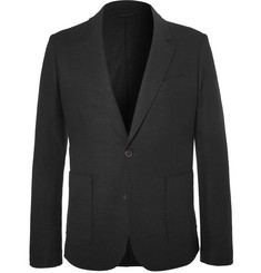 AMI Slim-Fit Unstructured Wool-Blend Blazer