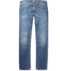 Ralph Lauren Purple Label Amberley Slim-Fit Denim Jeans