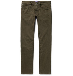 Ralph Lauren Purple Label Wilton Slim-Fit Stretch-Denim Jeans