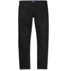 Ralph Lauren Purple Label Slim-Fit Stretch-Denim Jeans