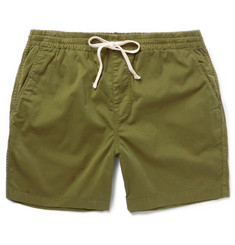 J.Crew - Dock Stretch-Cotton Shorts