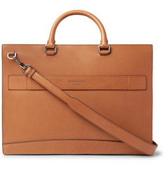 Ermenegildo Zegna - Libro Leather Briefcase