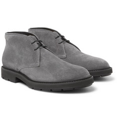 Tod's - Suede Desert Boots