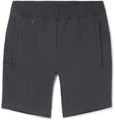 Nike NikeLab AAE 1.0 Shell-Panelled Stretch-Cotton Shorts