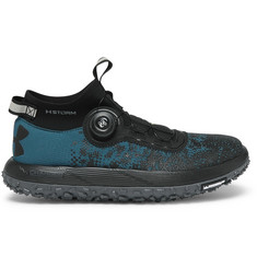 Under Armour Fat Tire 2 Rubber-Coated Shell Sneakers