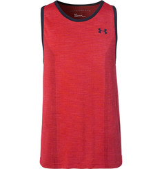 Under Armour - Threadborne Mélange Jersey Tank Top
