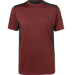 Under Armour Raid HeatGear Jersey and Stretch-Mesh T-Shirt