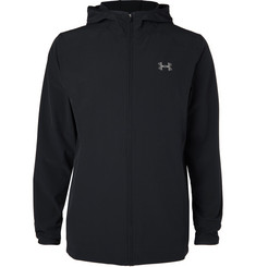 Under Armour Storm Vortex Hooded Stretch-Shell Jacket