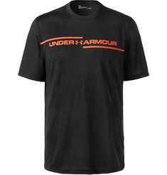 Under Armour Threadborne Printed Jersey T-Shirt