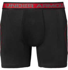Under Armour Boxerjock Iso Chill HeatGear Boxer Briefs