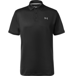 Under Armour Performance Stretch-Jersey Golf Polo Shirt