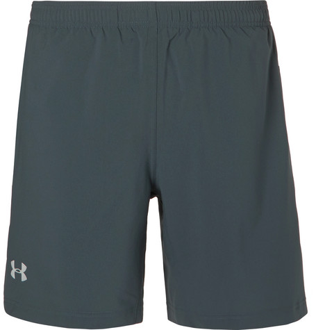 under armour male launch 2in1 shell shorts