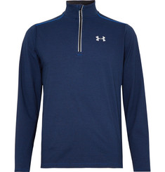 Under Armour - Streaker Striped HeatGear Half-Zip Top