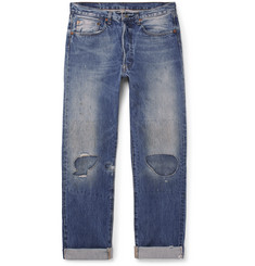 Levi's Vintage Clothing - 1976 501 Selvedge Denim Jeans