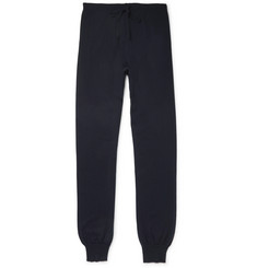 John Smedley Lock Slim-Fit Tapered Merino Wool Sweatpants