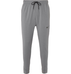 Nike Training Dry Tapered Dri-FIT Jersey Sweatpants