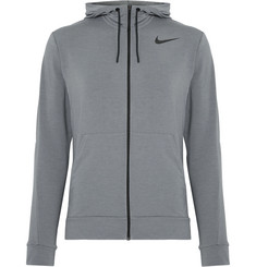 Nike Training Dri-FIT Jersey Zip-Up Hoodie